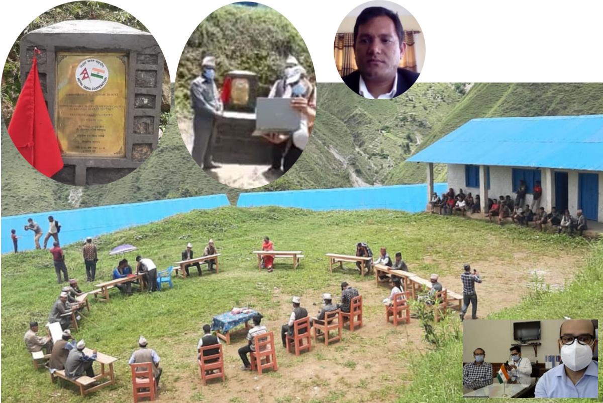 bharatiya dutabas school hastantaran